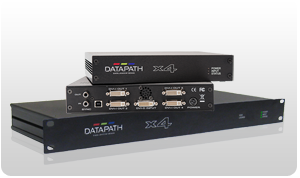 Datapath X4 1U display wall control EOL