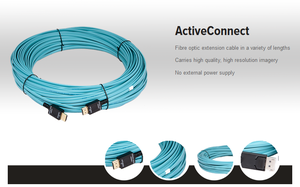 ActiveConnect DisplayPort 1.2 with 25m cable