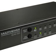 SDI 4 port Multiview