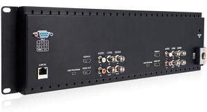 """JMC SEETEC D71 Dual 7"""" 3RU IPS 1280x800"""