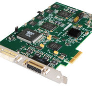 VisionSD4+1S video capture card DVI plus 4*composite