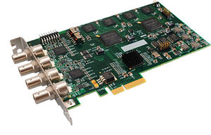 Datapath VisionSDI2 2 channel Video Capture Card 3G SDI