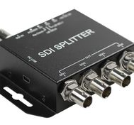 SDI splitter 1 to 4  (100-124 )