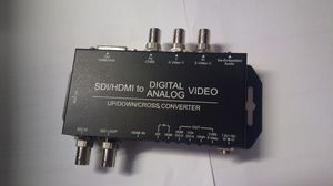JMC SDI/HDMI to Multi with scaling (100-425-1)